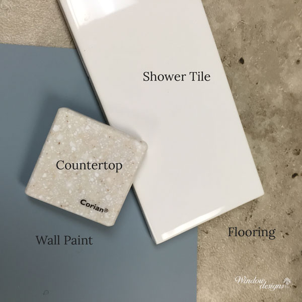 We help coordinate finish selections such as paint, tile, counter, granite, flooring, fixtures, lighting and hardware